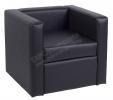 Кресло Baron черное