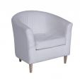 Кресло Tulsta белое