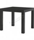 Столик Кофейный черный