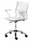 Кресло Flo белое