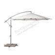 Зонт с боковой стойкой Lantern белый