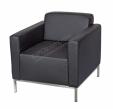 Кресло Haff черное
