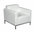 Кресло Haff белое