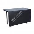 Стол - парта черный (венге)