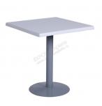 Стол 70Х70 серый (серое подстолье)
