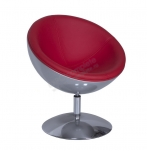 Кресло Ego красное