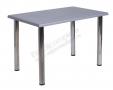 Стол 110х70 серый