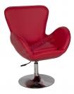 Кресло Losime красное