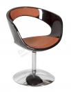 Кресло Style оранжевое