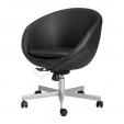 Кресло Скрувста черное