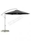 Зонт с боковой стойкой Lantern черный